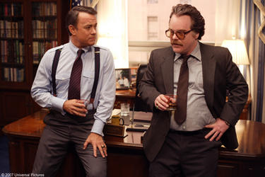 Tom Hanks and Philip Seymour Hoffman in &quot;Charlie Wilson&#39;s War.&quot;